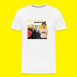 callum merrett - Men's Premium T-Shirt