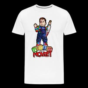 F this Movie - Men's Premium T-Shirt