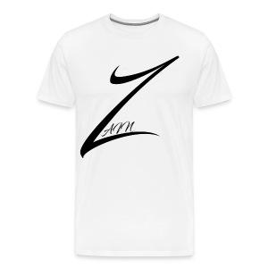 The Zain Logo - Men's Premium T-Shirt