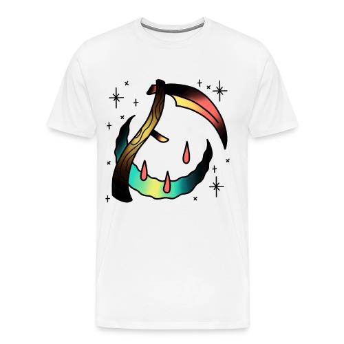 Spooky Scythe - Men's Premium T-Shirt