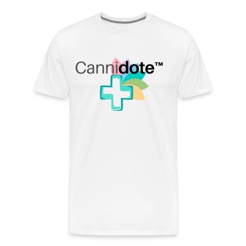 2 CANNIDOTE - Men's Premium T-Shirt
