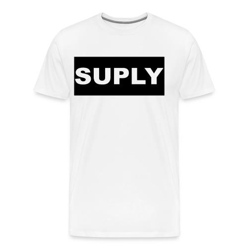 SUPLY LOGO - Men's Premium T-Shirt