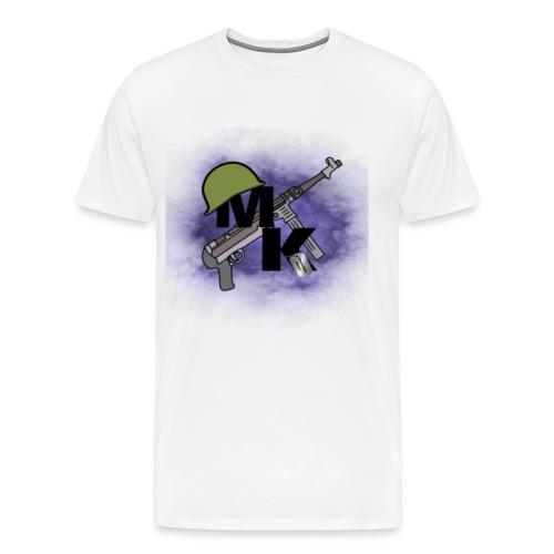 My New Logo - Men's Premium T-Shirt