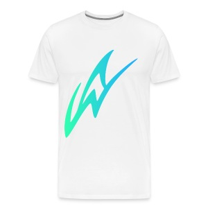 AW Studios Large Logo - Men's Premium T-Shirt