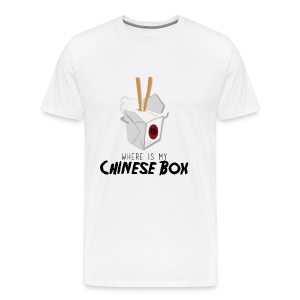 Chinese Box - Men's Premium T-Shirt