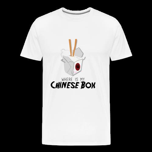 Chinese Box - Men's Premium T-Shirt