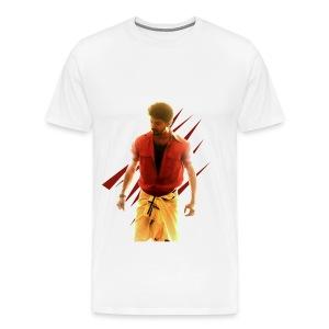 Mersal Printed T Shirt - Men's Premium T-Shirt