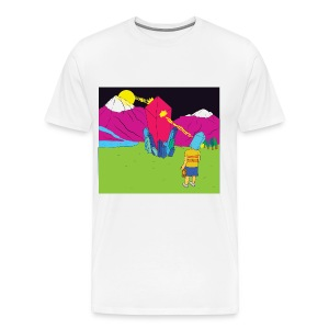 Overhang EP Merchandise - Men's Premium T-Shirt