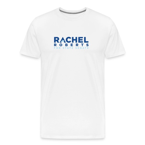 Rachel4KY_white - Men's Premium T-Shirt