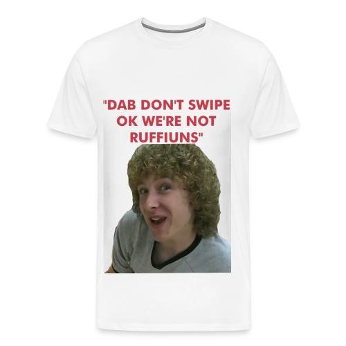 ELMER FUDGE - Men's Premium T-Shirt