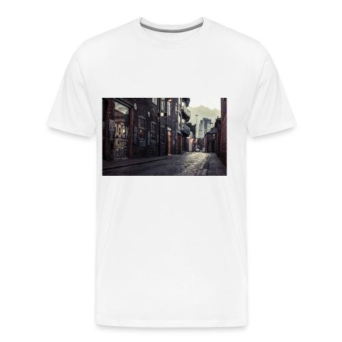 Random Wallpaper - Men's Premium T-Shirt