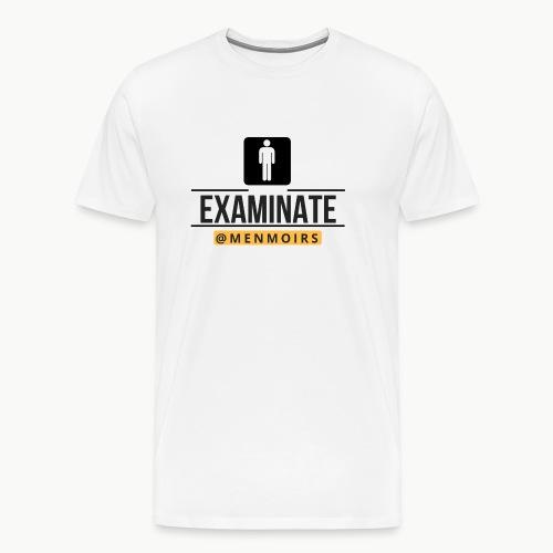 Examinate T-Shirt - Men's Premium T-Shirt
