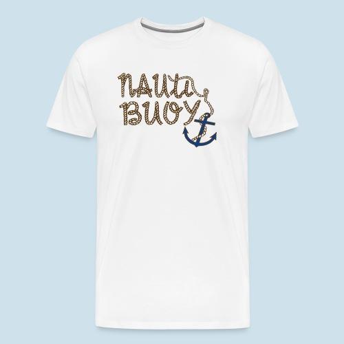 Nauti Buoy - Nautical Boys tee - Men's Premium T-Shirt