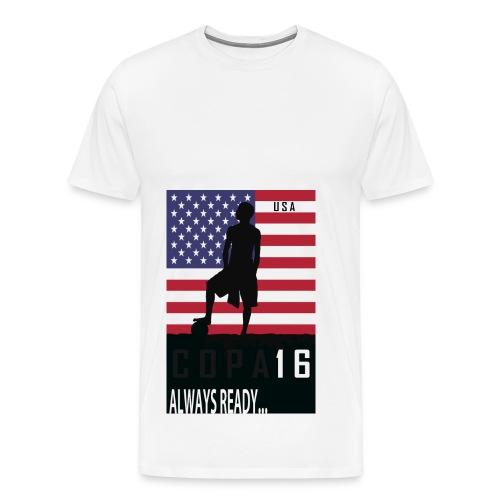 usa - Men's Premium T-Shirt