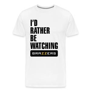 IRBW Brazzers logo - Men's Premium T-Shirt