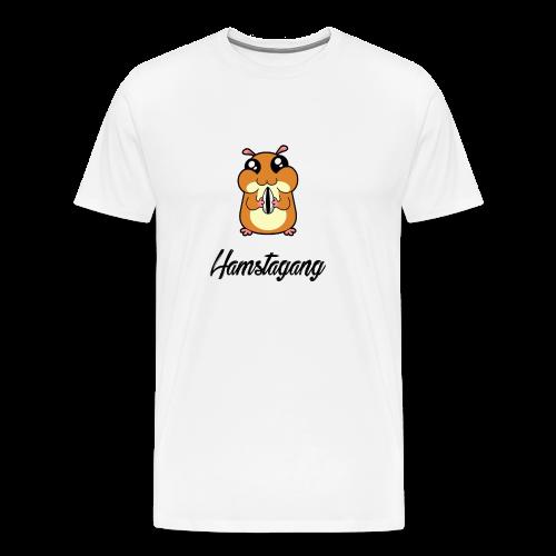 Hamstagang Black - Men's Premium T-Shirt