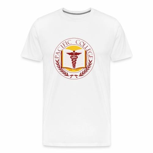 Pacific College - Round - Men's Premium T-Shirt