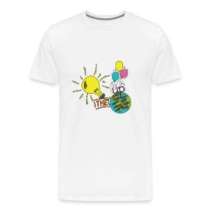 Light Up The World - Men's Premium T-Shirt