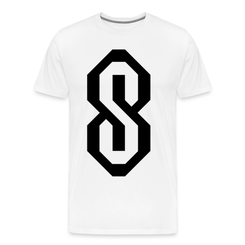 Old School S - Men's Premium T-Shirt
