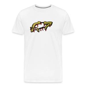 ST graffiti - Men's Premium T-Shirt