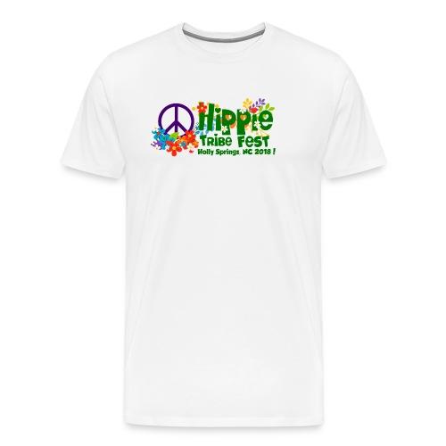 Hippie Tribe Fest! - Men's Premium T-Shirt