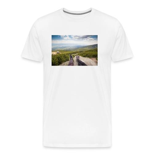 Outdoorsy Life - Men's Premium T-Shirt