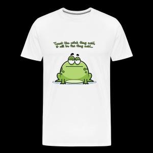 Taunt The Witch - Men's Premium T-Shirt