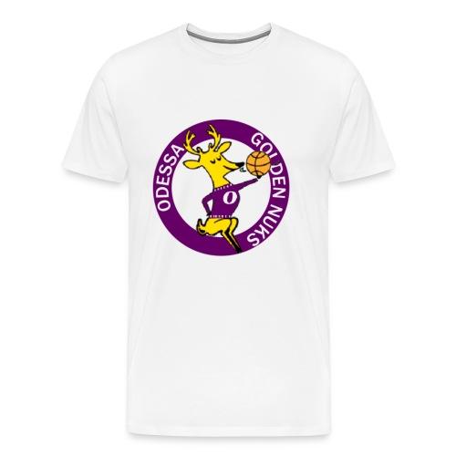 Odessa Golden Nuks - Men's Premium T-Shirt
