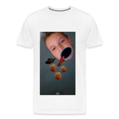 meatballeatz offical merch - Men's Premium T-Shirt