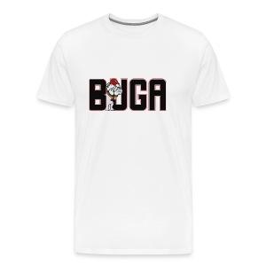 Official BUGA Logo - Men's Premium T-Shirt
