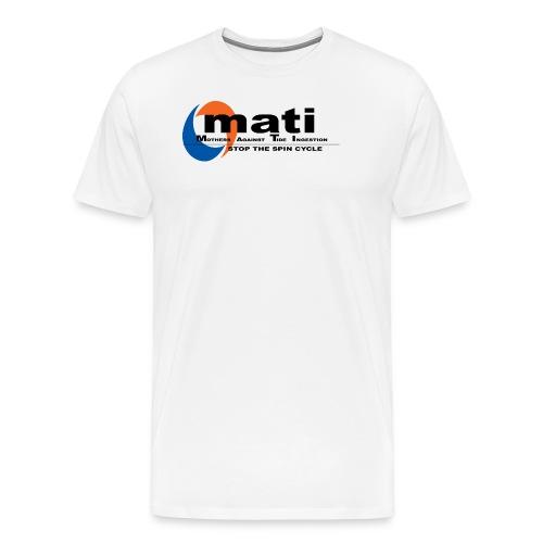 Mothers against tide pods! - Men's Premium T-Shirt