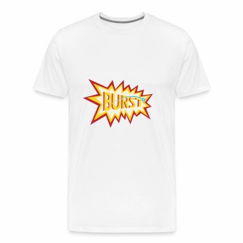 burst shirt - Men's Premium T-Shirt