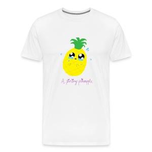 Pining Pineapple - Men's Premium T-Shirt