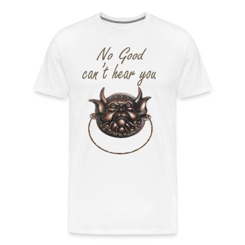 No Good Inspiration Shirts - Men's Premium T-Shirt