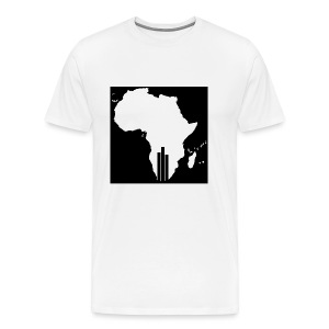Tswa_Daar_Logo_Design - Men's Premium T-Shirt