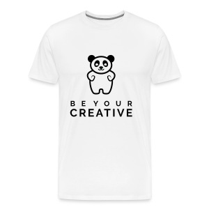 BeYourCreative BLK - Men's Premium T-Shirt