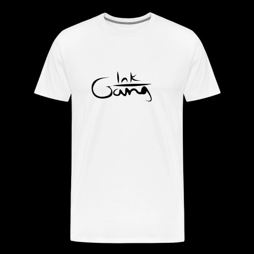 Ink Gang Autograph - Men's Premium T-Shirt