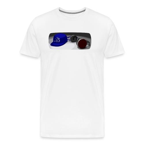 SBLongboard - Men's Premium T-Shirt