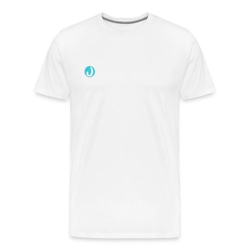 The letter J - Men's Premium T-Shirt