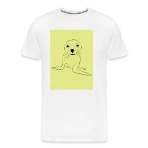 Green Seal - Men's Premium T-Shirt