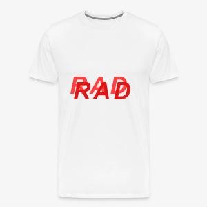 RAD IN RED - Men's Premium T-Shirt