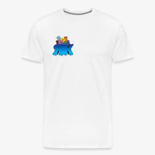New Retro Kidz Front - Men's Premium T-Shirt