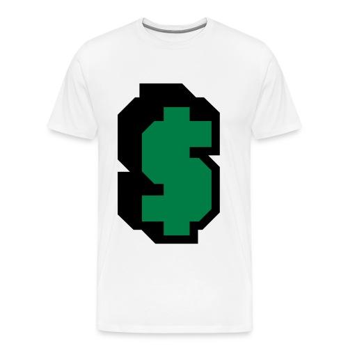 capitalism $ - Men's Premium T-Shirt