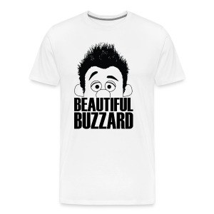 Puppet Phil - Beautiful Buzzard - Men's Premium T-Shirt