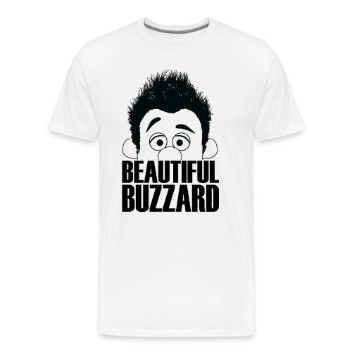 Puppet Phil - Beautiful Buzzard - Men's Premium T-Shirt