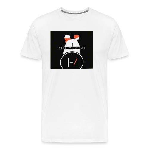 // fan made fairly local - Men's Premium T-Shirt