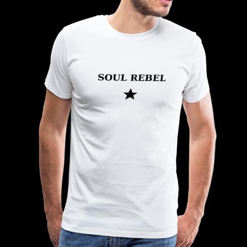 Soul Rebel - Men's Premium T-Shirt