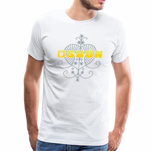Oshun Veve 02 - Men's Premium T-Shirt