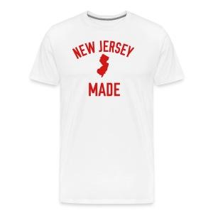 New Jersey Made - Men's Premium T-Shirt