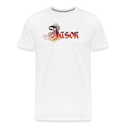 jason - Men's Premium T-Shirt
